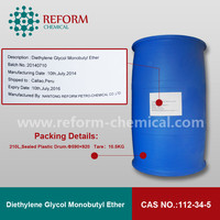 Supply Diethylene Glycol Monobutyl Ether/DB/CAS:112-34-5
