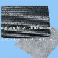 Pet Pleated Activated Carbon Air Filter Cartridge
