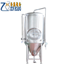 100L 200L 300L 400L 500L 700L 1000L industrial brewing equipment cooling jacket conical fermenter for pub/restaurant/household