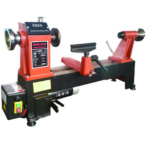 Top standard 220V/550w used automatic wood copy lathe machine for sale