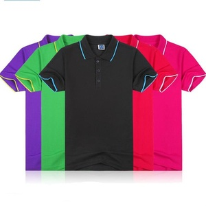Custom slim fit polyester polo shirt for men bangladesh polo shirt