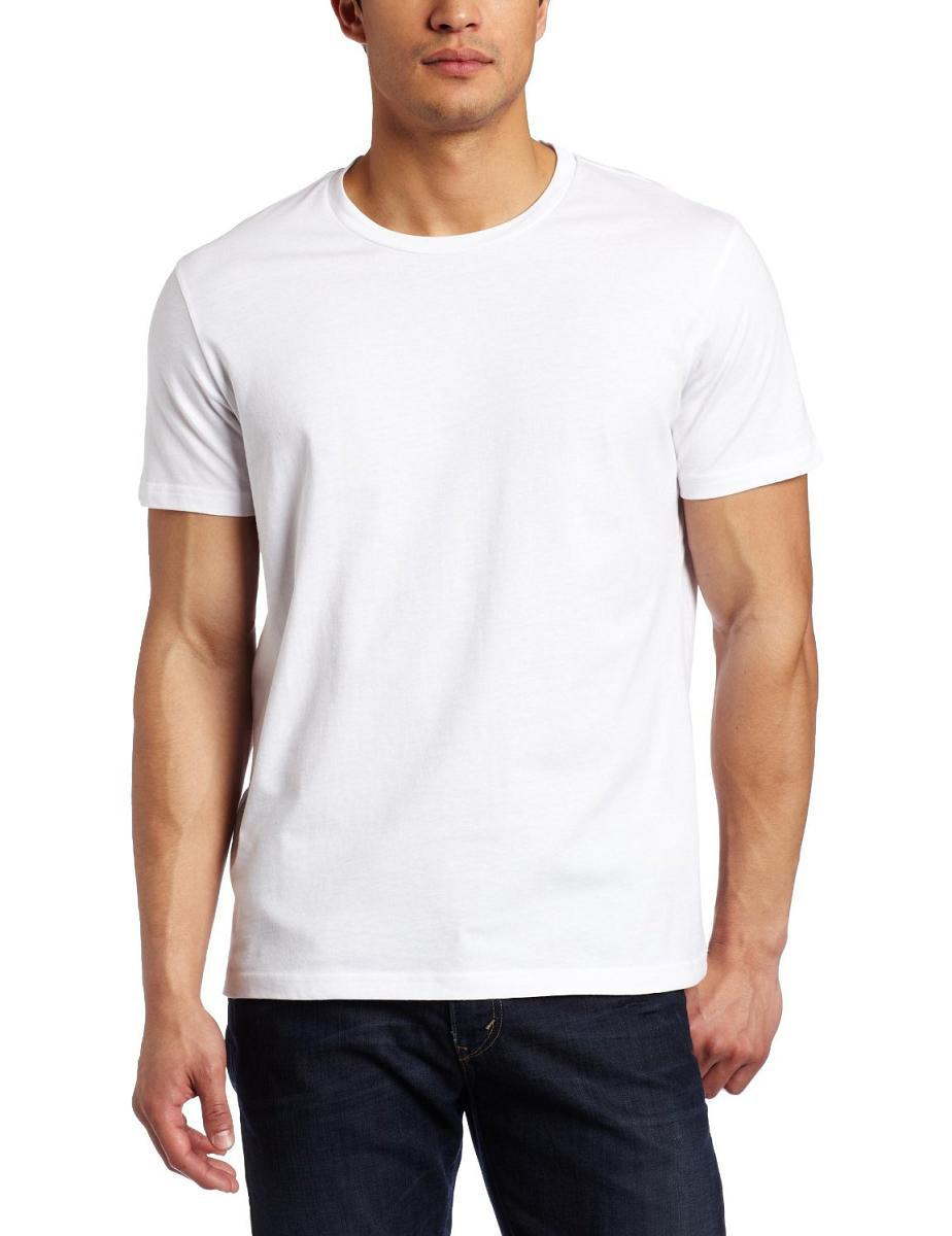 Wholesale Mens 100 Cotton Plain White T Shirts