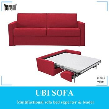 Modern Italian Sofa Bed Mechanism / Sofa Cum Bed MY086 YARIS