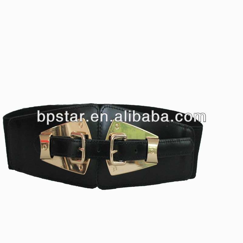 fashion big ladies belt