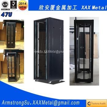 XAX4716 47U Rittal IBM Dell Cisco HP QualityRack Mount Rackmount Server  Cabinet