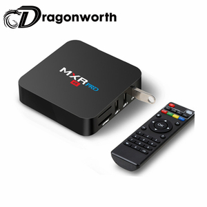 cheap quad core firmware android tv box A95X R1 amlogic S905W 1G 8G Android  7 1 2 smart TV BOX with skype