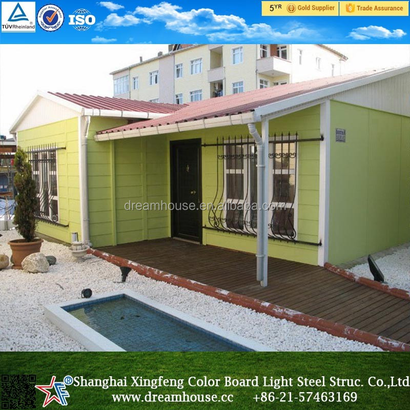 Supplier prefab homes low cost prefab homes low cost Cheap kit homes for sale