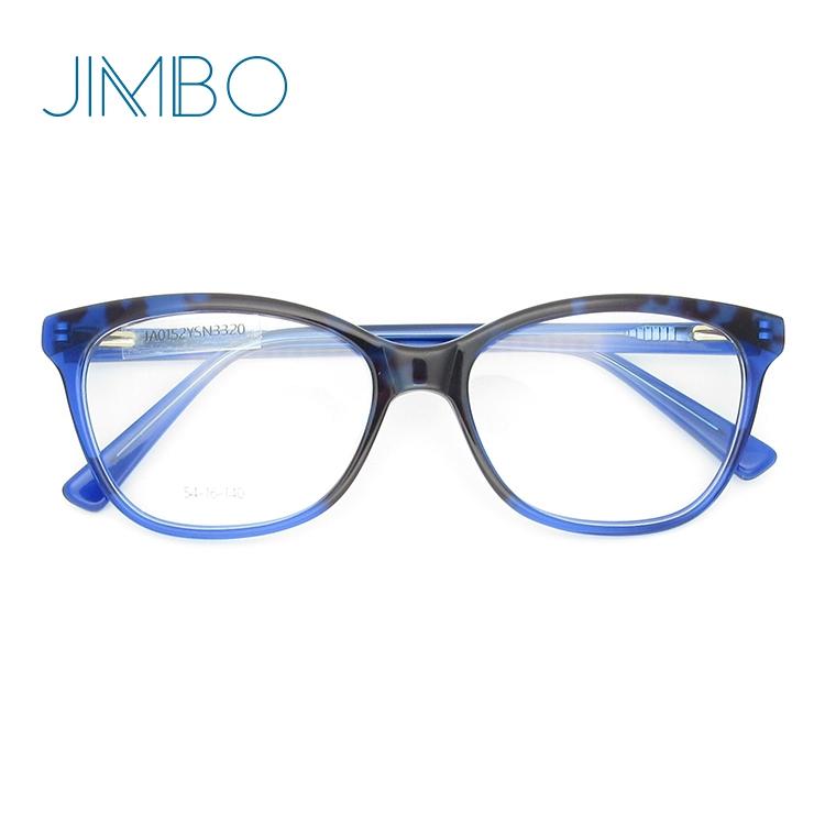 9e5a225aa7 New Fashion Acetate Optical Spectacles Frame
