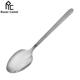 titanium metal spoon long handle cookware camping hot wholesale ultralight