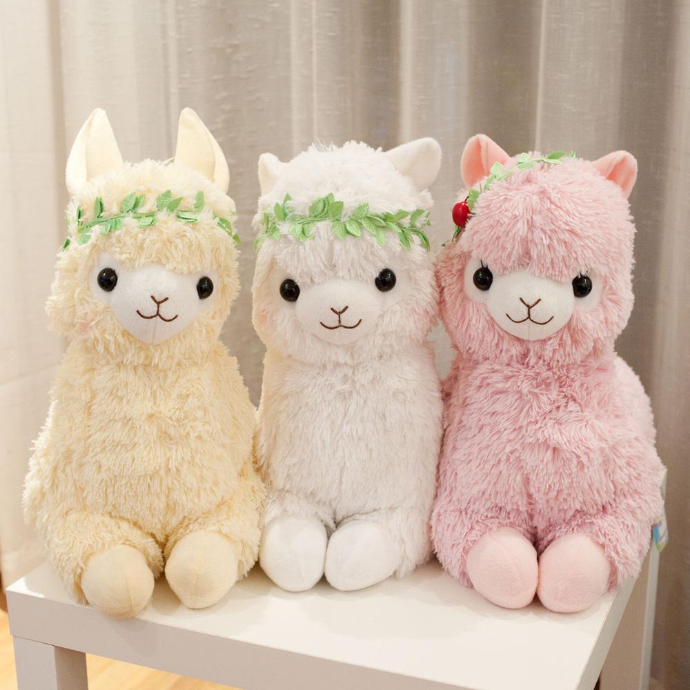 Plush Toys Product : Customized oem plush alpaca toy buy