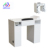 2017 uv tool sterilizer beauty salon equipment nail manicure table dust collector (KZM-N096)