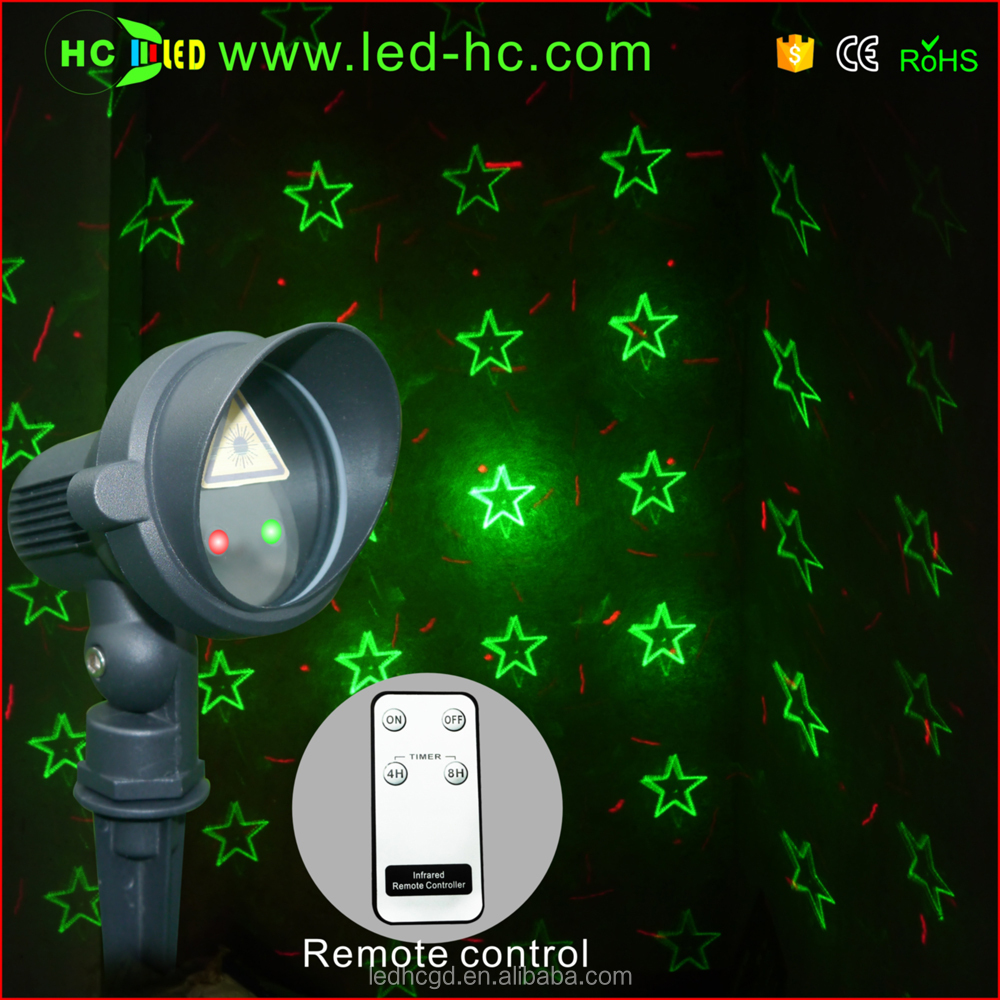 Residential christmas decorating Holiday time decor laser light show equipment for sale exclusive outdoor laser light