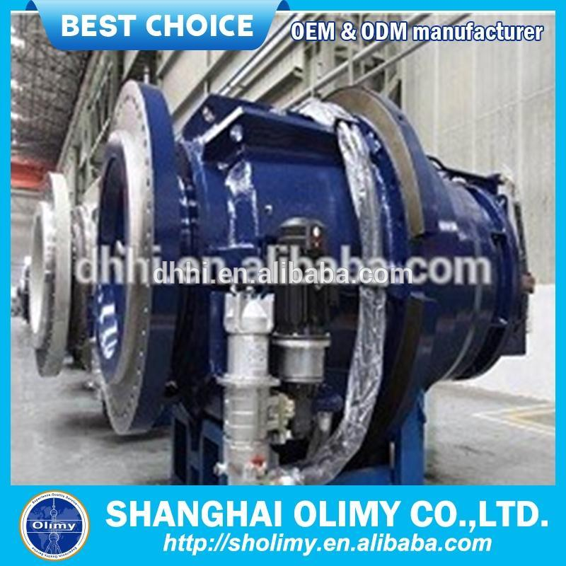 China pulley speed reduction gearbox with low price
