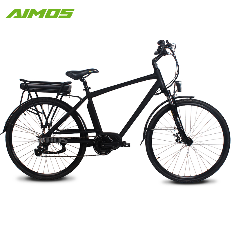 China Supplier Fashionable Cheap 700c City Electric Bike With Pedals
