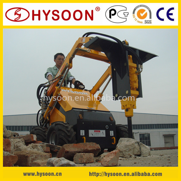 CE Made in China Mini Loader Hydraulic Breaker Hammer