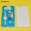 Directly Factory Hot Selling Sublimation Blank Phone Case IP- 6 gloosy