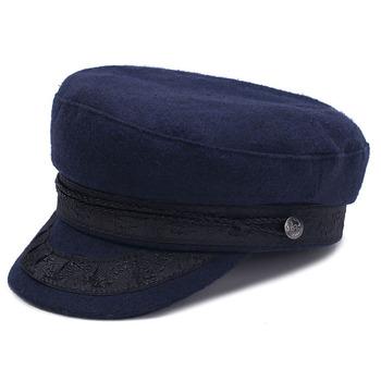 Plain Blank Navy Hat Beret Sailor Cap - Buy Sailor Cap,Beret Hats,Navy Cap  Product on Alibaba com