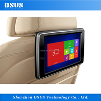"10.1"" Smart Link Multimedia 1080P HDMI Input IR FM Function Wifi Display HD Multimedia Player With Airplay Miracast"