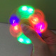 colorful switch control LED glowing finger fidget hand spinner shenzhen direct manufacture