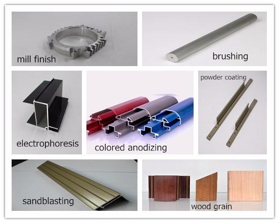 China Supplier 6061 Aluminium Profiles Extrusion For Trailer ...