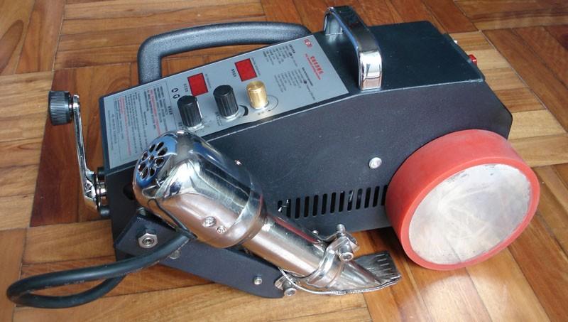 Pvc Welding Machine Portable/intelligent Banner Welder/banner ...