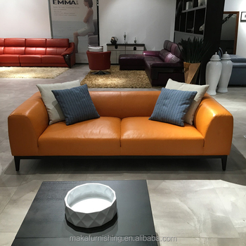 Newest nordic design mixed nappa leather and fabric sofa set in good price,  View design sofa, MAKA SOFA Product Details from Foshan Maka Furnishing ...