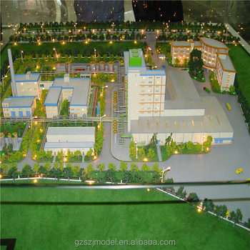 3d landscape models, 3d model maker, architectural model making supplies,  View architectural model making, SZJ Brand Product Details from Guangzhou