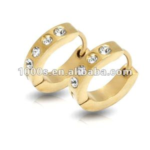 e48dfa648 gold boy earrings, gold boy earrings Suppliers and Manufacturers at  Alibaba.com