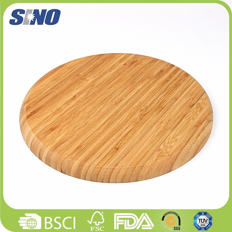 Bamboo Eco-friendly Bulk Wholesale Restaurant Salad Plate