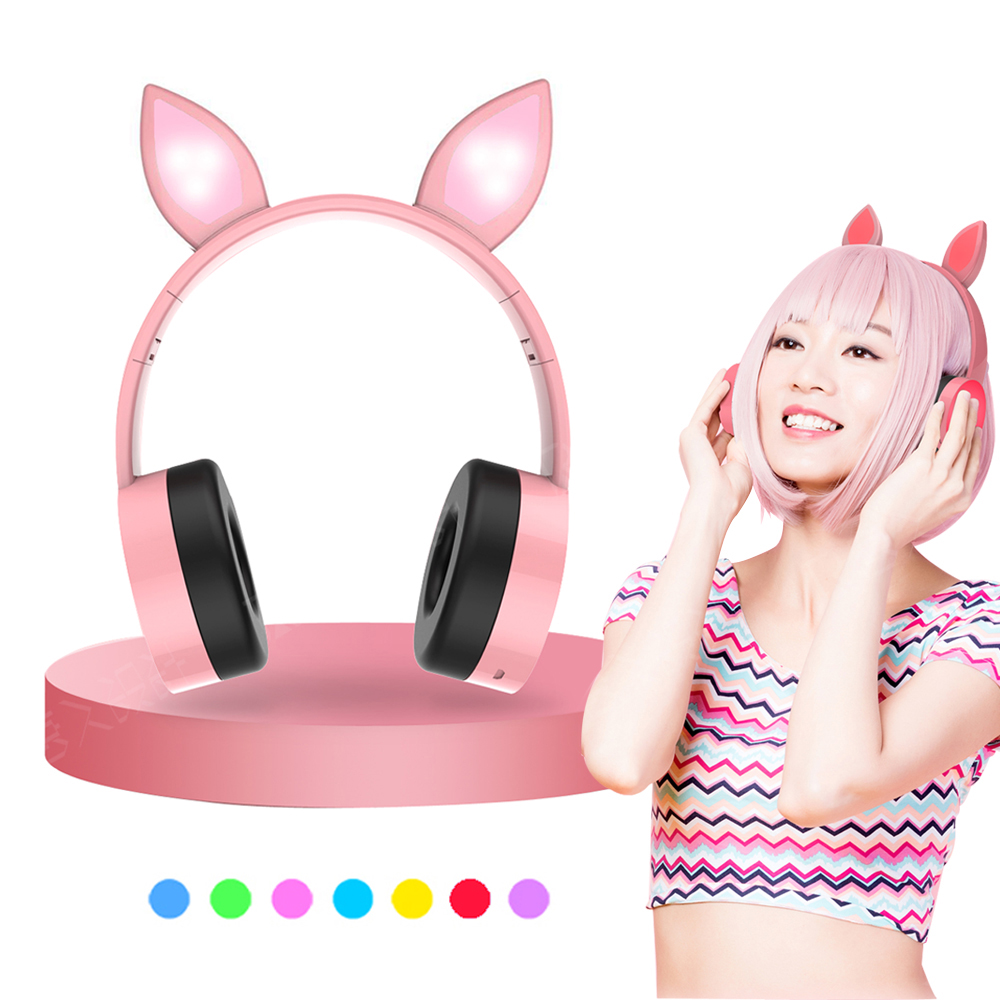 Cute rabbit earphone - earphone usb
