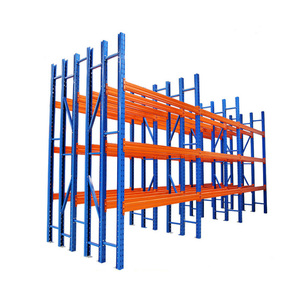 warehouse storage pallet sliding rack
