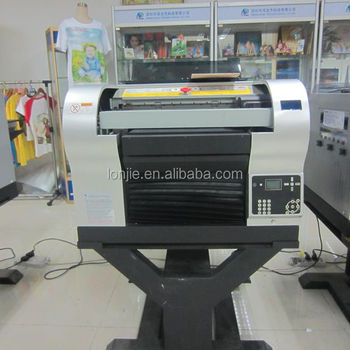 machine to print vinyl stickers