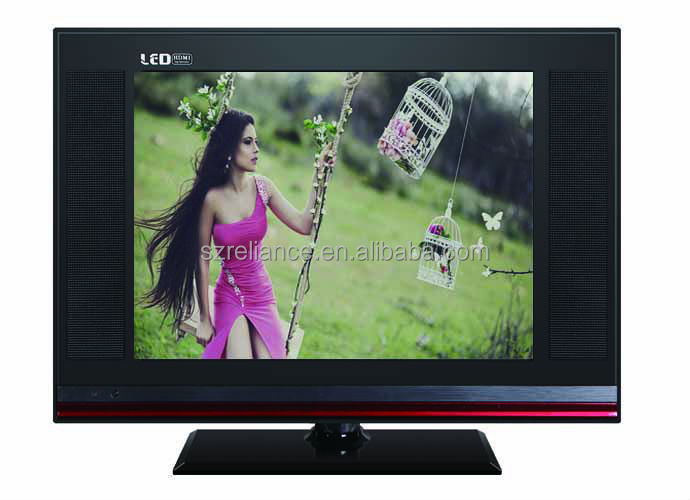 Cheapest !!! used tv 15inch lcd monitor square lcd tv SKD CBU