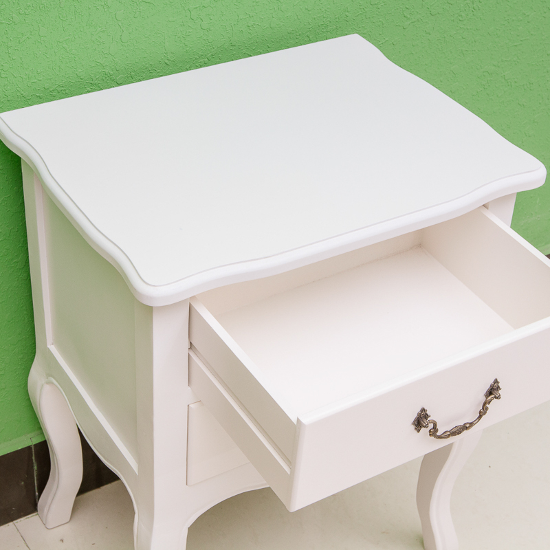 Factory cheap white night stand wooden night table buy for Cheap white night tables