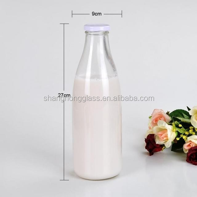 Old Fashioned Milk Bottles Wholesale