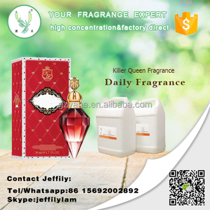 Pure K queen design perfume fragrance used for perfume making,good quality perfume fragrance