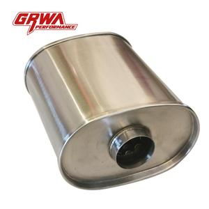 Hot Sale Auto Parts Stainless Steel Shorty Universal Cone Muffler