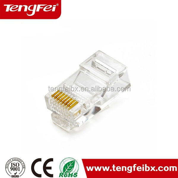 TIA EIA568 rj45 8p8c utp plugsLAN cable plastic rj45 connector 8p8c, plastic rj45 connector 8p8c suppliers RJ45 Plug Wiring Diagram at bayanpartner.co
