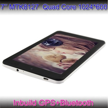 Mtk 8127 Quad Core Tablet Pc With Gps Tv Radio Touch Tablet Pc Software  Free Download - Buy Tablet Pc With Gps Tv Radio,Tablet Pc With Gps,Touch