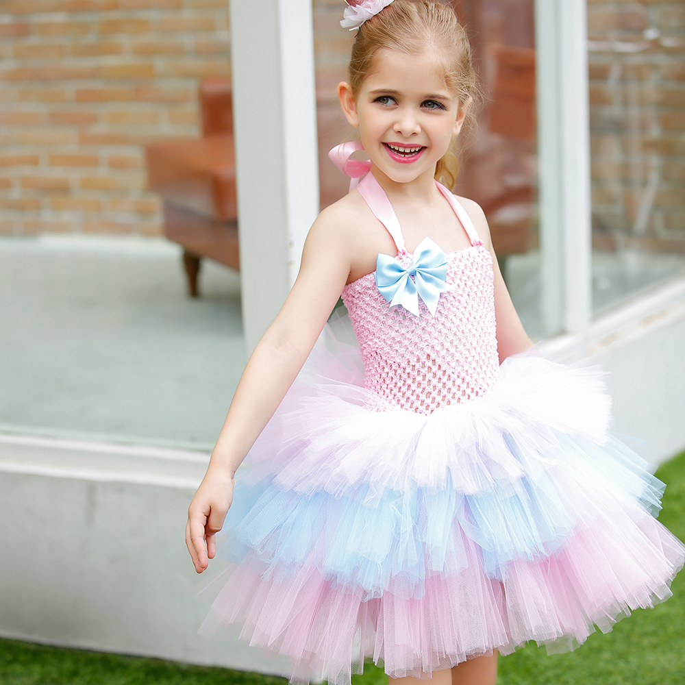 Elegant three layers flower girl dress knee length cake design girl elegant three layers flower girl dress knee length cake design girl tutu dresses for wedding party prom evening clothing buy latest dress designs for izmirmasajfo