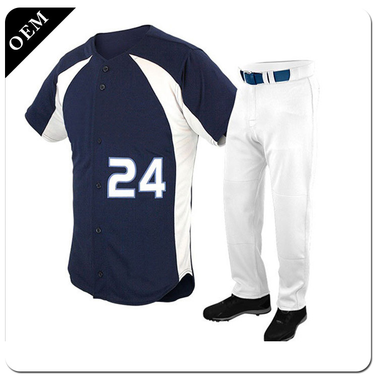Custom vrouwen softbal uniformen, blank mannen honkbal jerseys ontwerp