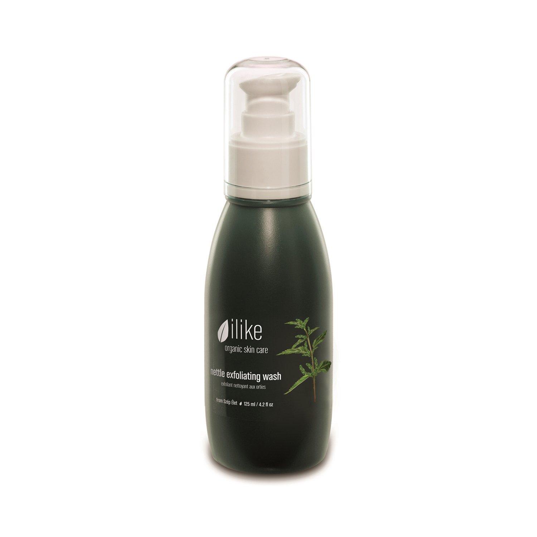 ilike nettle exfoliating wash - 4.2 fl oz