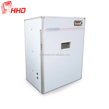 Big circulation fan 1056 eggs full automatic chicken egg incubator for sale HHD