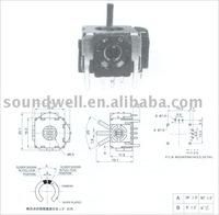Motor Potentiometer Rm1623ezx-va1