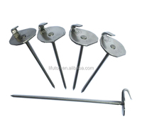 Round shape 304 stainless steel lacing anchors manufacturer