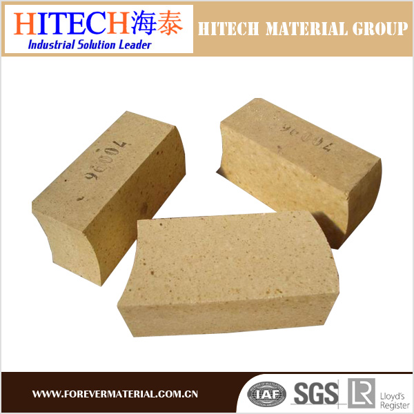 ZiBo Hitech high quality high alumina bricks refractory for rotary kiln