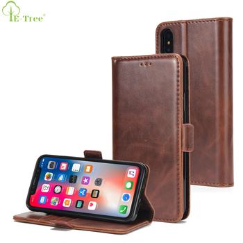 outlet store 93927 3819a High Quality Custom Retro Flip Cover Leather Wallet Phone Case For Iphone  X,For Iphone X Case Luxury - Buy Wallet Phone Case,Leather Phone Case For  ...