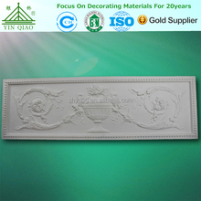 Building Material Fiberglass Wall Relief Sculpture 3D Wall Ceiling Panel