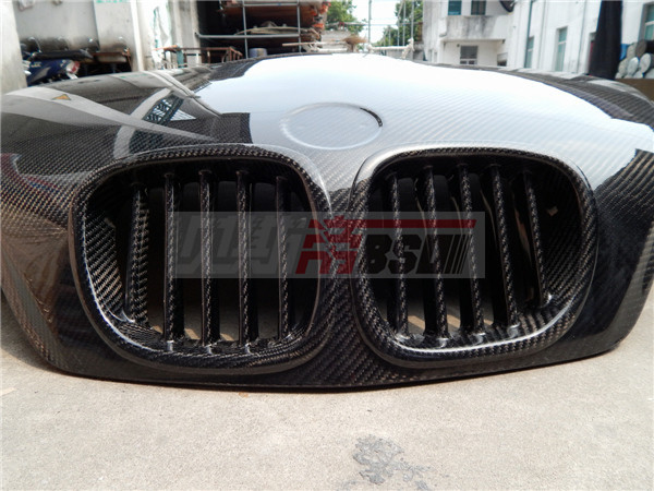 Carbon Fiber Bsd Style Hood For 96 02 Bmw Z3 Buy Hood