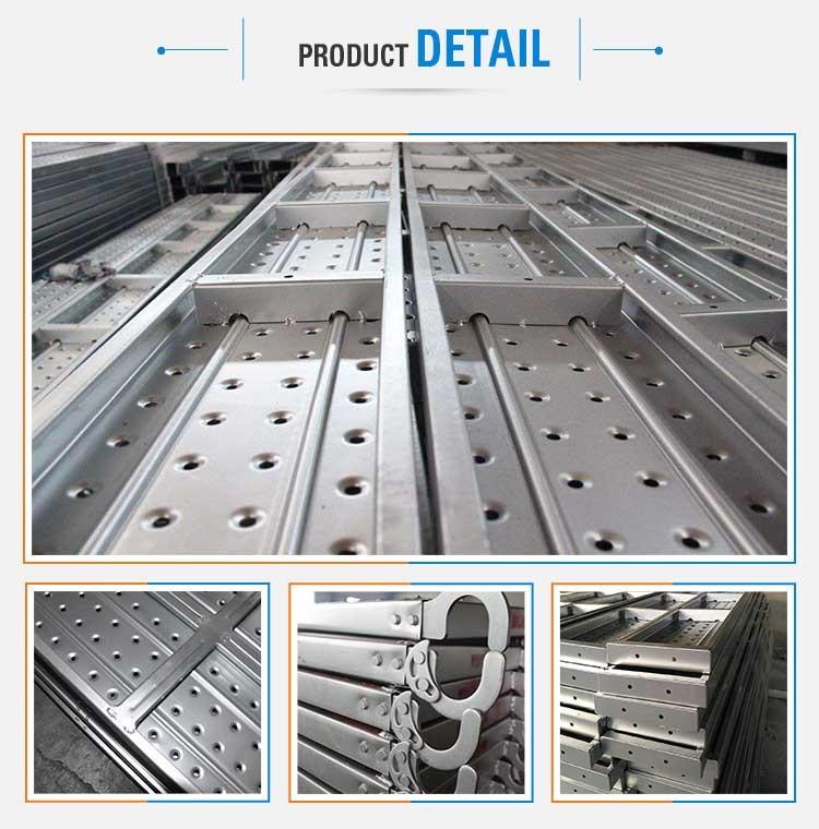 Metal scaffold steel ladder scaffold staircase
